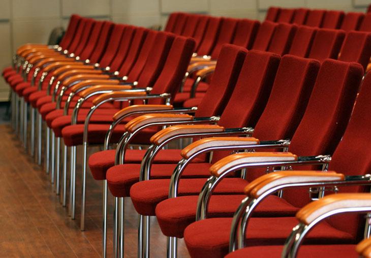 rokovacie stoličky Loco II chrome